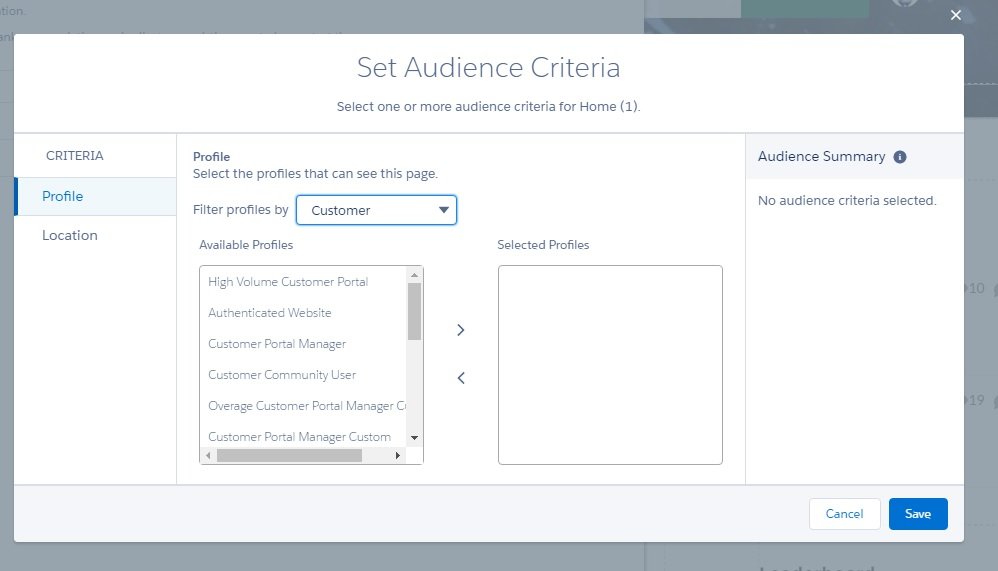 Audience Targeting for Pages and Groups